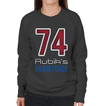 Rubik's 74 Brain Force Women's Sweatshirt