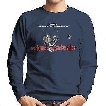 Hammer The Hound Of The Baskervilles Men's Sweatshirt
