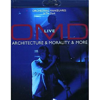 Omd - Architecture Morality & More [BLU-RAY] USA import