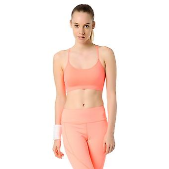 Jerf Womens Sunbury Coral Sports Bra
