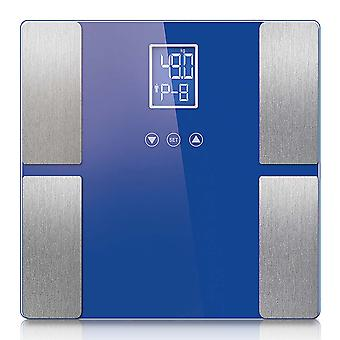 SOGA Digital Body Fat Scale Bathroom Scales LCD Electronic