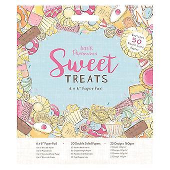 Papermania Sweet Treats 6x6 Inch Paper Pad