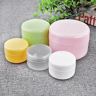 Refillable Empty Storage Box Bottles Makeup Jars For Face Cream Lotion Cosmetic