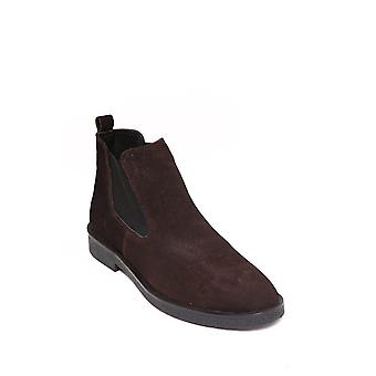 Suede brown chelsea boots | wessi