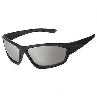 Sunglasses Unisex sport A70149 14.5 cm black/silver