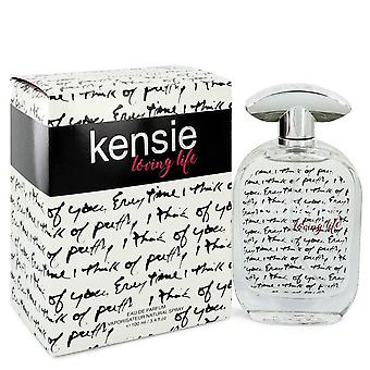 Kensie loving life eau de parfum spray by kensie 543783 100 ml