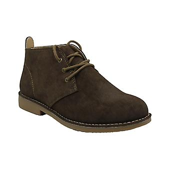 Zeven Dials Womens maj Suede Almond Toe Ankle Fashion Boots