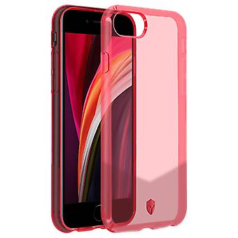 Back Cover IPhone 6/6S/7/8/SE 2020 1m Falling Force case - Red