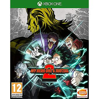 My Hero One's Justice 2 Xbox One Game