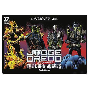 Judge Dredd Helter Skelter The Dark Judges