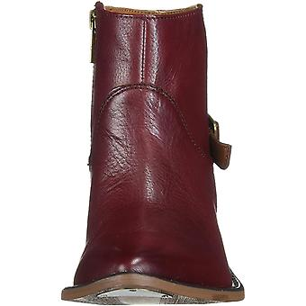 Lucky Brand Women's Schoenen Caelyn Leder Wees ankle motorcycle boots