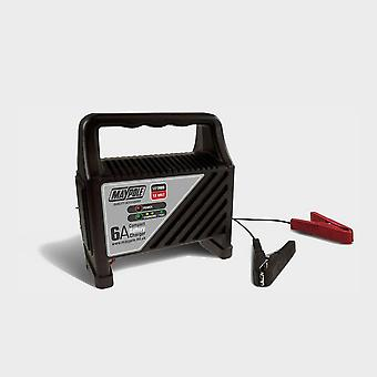 New Maypole Compact Battery Charger 6A