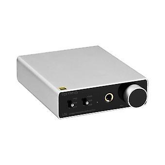 Topping L30 Amp 6.35mm Nfca- 3 Step Gain Settings Hifi Headphone Amplifier, Rca