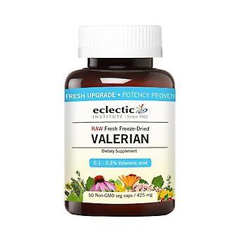 Istituto eclettico Inc Valeriana, 1 Oz Alcol gratis