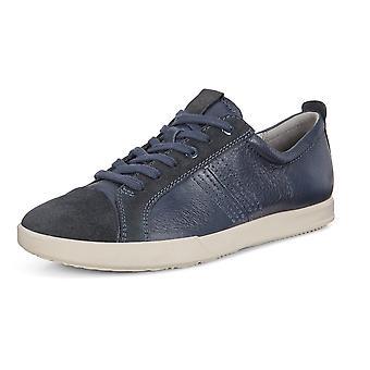 ECCO 536204 كولين الرجال & أبوس؛ق الدانتيل متابعة حذاء رياضي في البحرية