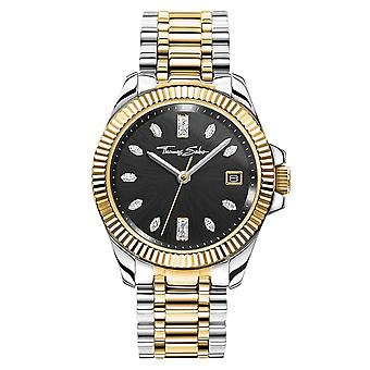 Thomas Sabo Watches Glam & Soul Stainless Steel Two-tone Watch WA0370-291-203-33