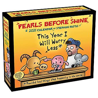 Pearls Before Swine 2021 DaytoDay Calendar by Stephan Pastis