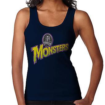 Universal Studios Monsters Home Of The Original Women's Vest