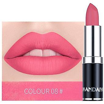 12 Colors velvet matte lip stick, moisturizer