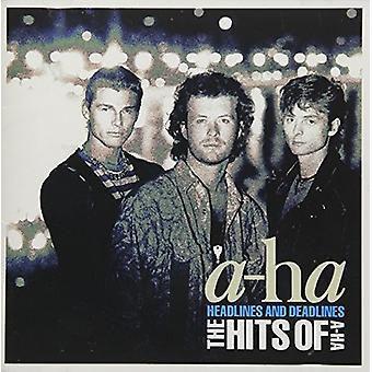 A-Ha - Headlines & Deadlines: Hits of [CD] USA import