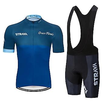 Pro Bicycle Team Manga Corta Maillot, Ciclismo Men's Cycling Jersey, Verano,