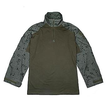 Combat Shirt Night Desert Camouflage Pattern Airsoft
