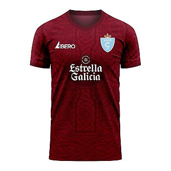 Celta 2020-2021 Away Concept Football Kit (Libero)