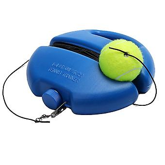 Single Tennis Trainer Selv-studie String Training Tool Exercise Baseboard