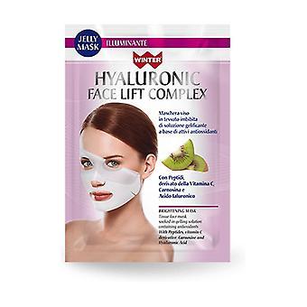 Hyaluronic face lift complex maschera illuminante 35 g