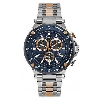 Gc Wristwatch Men's GC SPIRIT SPORT Y81003G7MF