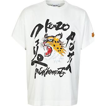 Kenzo Seizoenslogo Boxy T-shirt