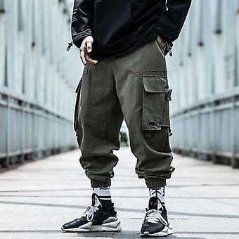 Autumn Hip Hop Harem Pant Streetwear Harajuku Jogger Cotton Trousers