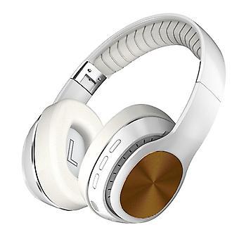 Hi-fi Wireless Headphones - Bluetooth Foldable Headset