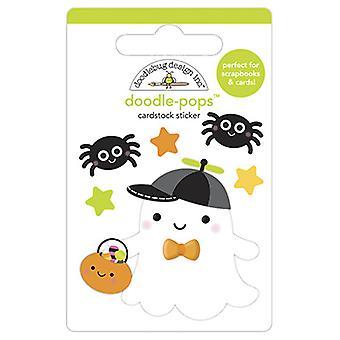 Doodlebug Design Little Boo Doodle-Pops