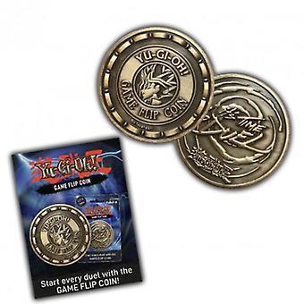 Yu-Gi-Oh! TCG flip mønt
