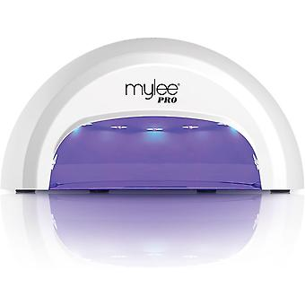 Mylee PRO Salon Series LED 15-Second Convex Curing 5-Finger Nail Drying Lamp