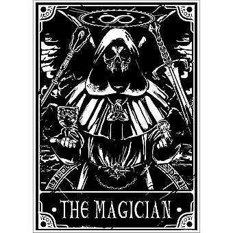 Dödliga Tarot Trollkarlen Poster