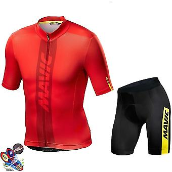 Bike Uniform Cycle Shirt Racing Cycling Jersey Suit