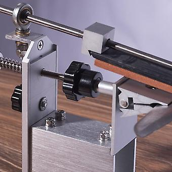 Ostrička na ostrenie nožov Systém vrcholového okraja hliníkovej zliatiny (5. generácia)