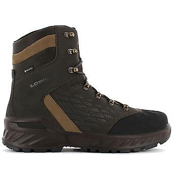 LOWA Nabucco Evo GTX - Gore Tex - Men's Hiking Boots Trekking Boots Brown 410539-0485 Sneakers Sports Shoes