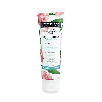 Intimate gel with rose water 250 ml of gel