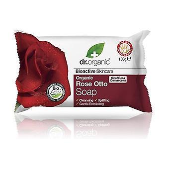 ORGANIC ROSE SOAP 100 G 100 g