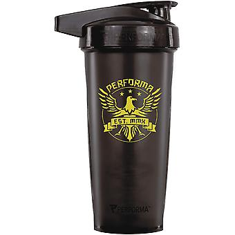 Performa Activ 28 oz. Shaker Cup Gym Bottle - Eagle