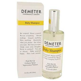 Demeter baby Shampoo genom Demeter Cologne spray 4 oz (damer) V728-534099
