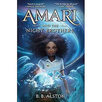 Amari og Night Brothers (Overnaturlige Undersøgelser, 1)
