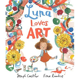 Luna Loves Art by Joseph Coelho