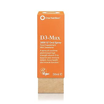 One Nutrition D3 Max Oral Spray (ONE034)