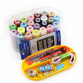 Sewing Box Set Thread Hand Quilting Stitching Embroidery Kit
