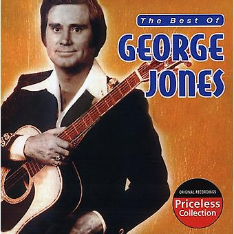 George Jones - Best of George Jones [CD] USA import