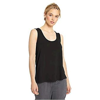 Brand - Daily Ritual Women's Supersoft Terry Scoop Neck Swing Tank Top